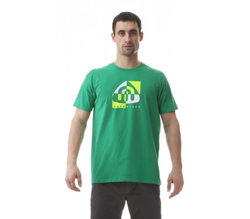 Tricou Norblanc M Chess Verde