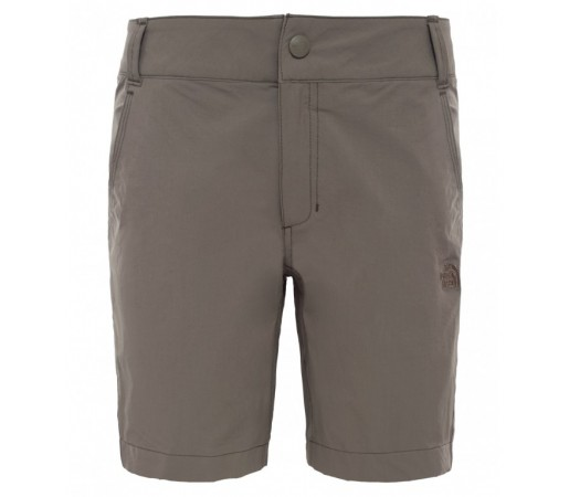 Pantaloni scurti The North Face W Exploration Maro