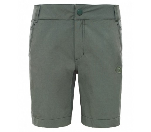 Pantaloni scurti The North Face W Exploration Verzi