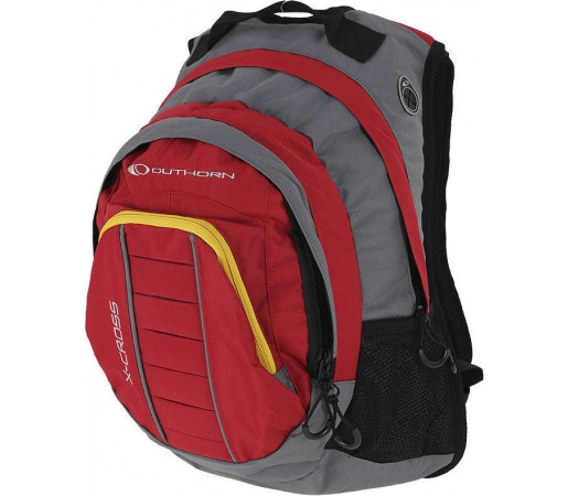 Rucsac Outhorn X-Cross Red