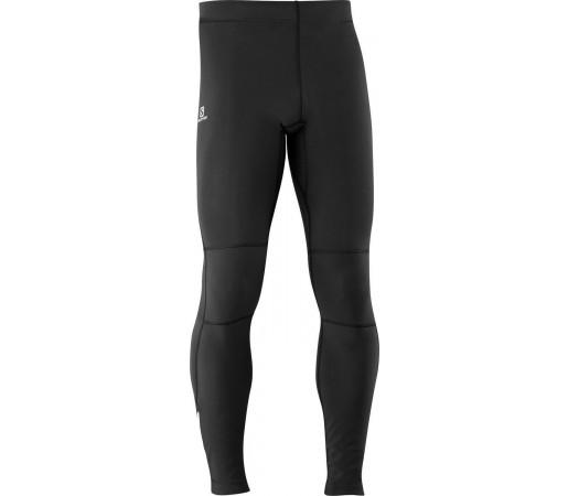 Pantaloni Salomon MOMEMTUM WARM M BLACK