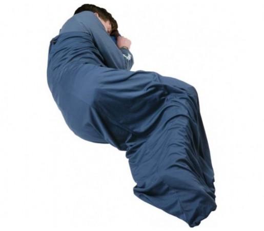 Lenjerie Sac de dormit Trekmates Mummy Bleumarin
