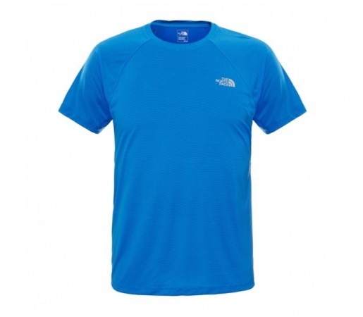 Tricou The North Face M Better Than Naked S/S Albastru