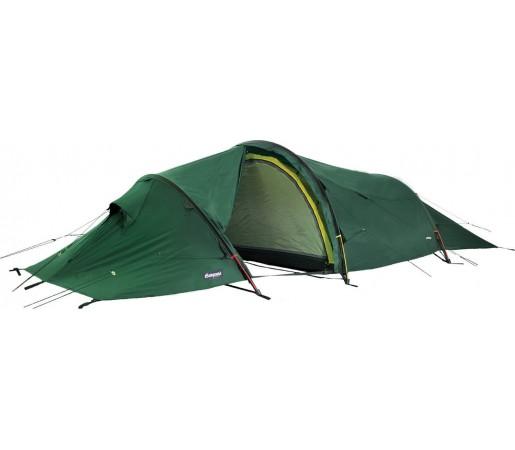 Cort Bergans Compact 4 Verde