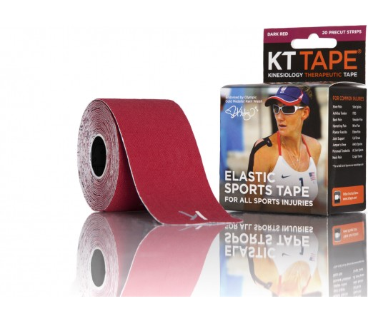 Benzi Kinesiologice Kt Tape Cotton Precut Red