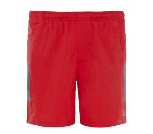Pantaloni scurti The North Face M Voltage Rosii/Gri