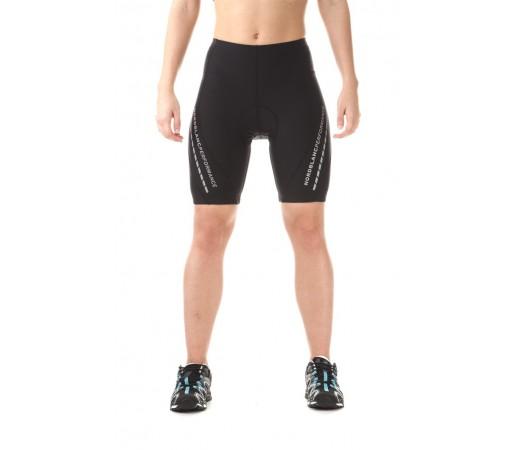 Pantaloni scurti ciclism Nordblanc W Steady Dryfor Negri