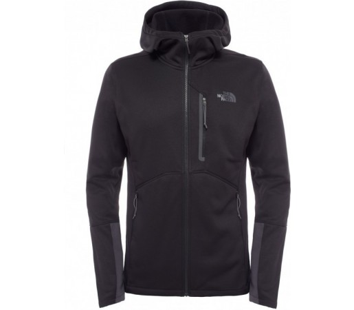 Geaca The North Face M Canyonlands Fz Hoodie Negru