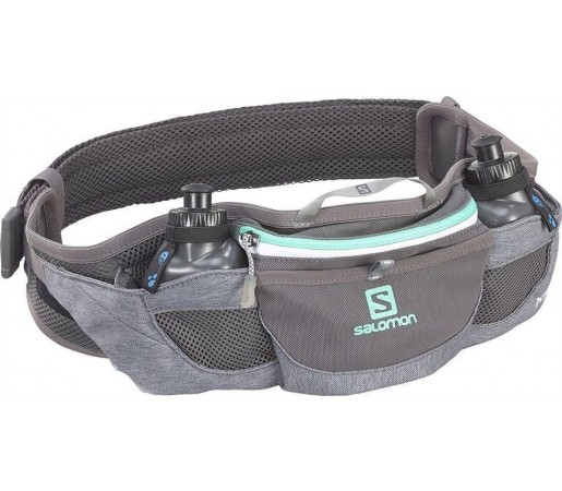 Curea alergare Salomon XR Energy Belt Gecko Grey