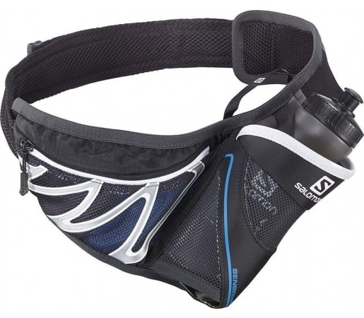 Curea alergare Salomon XR Sensibelt Black