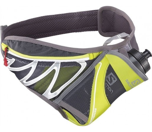 Curea alergare Salomon XR Sensibelt Green
