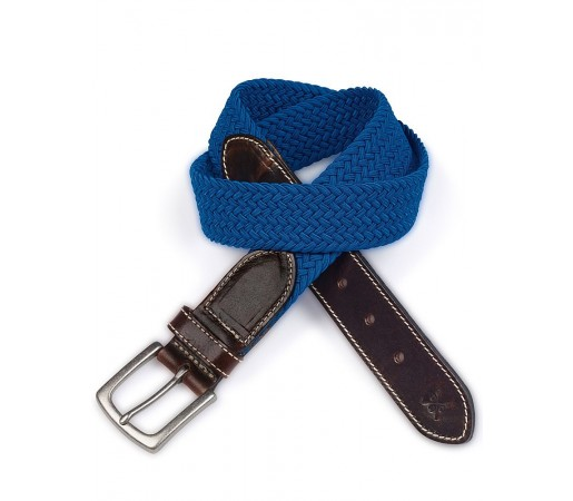 Curea Crew Clothing Buxton Belt Albastra