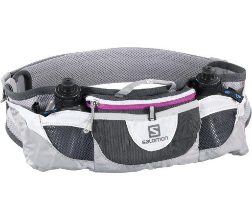 Curea alergare Salomon XR Energy Belt Grey 2013