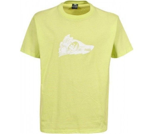 Tricou Trespass Cutribbon Lime