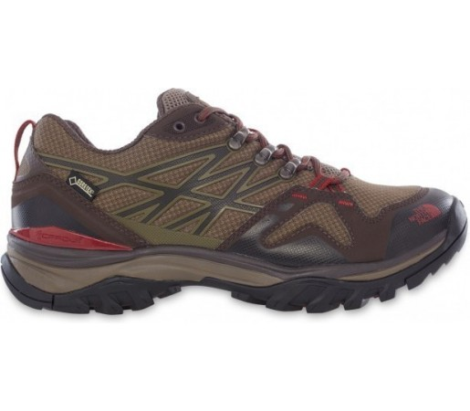 Incaltaminte hiking The North Face M Hedgehog Fastpack Gtx Maro/Rosu