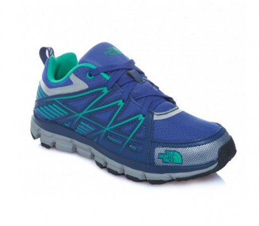 Incaltaminte Alergare The North Face Jr. Endurance Albastra/Verde