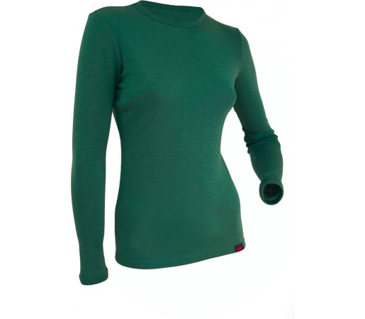 Bluza First Layer Merinito Dama Verde