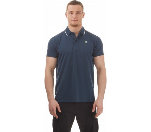 Tricou Polo Nordblanc Decent Men's Cotton Albastru