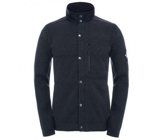 Bluza Cardigan The North Face Denali M Gri