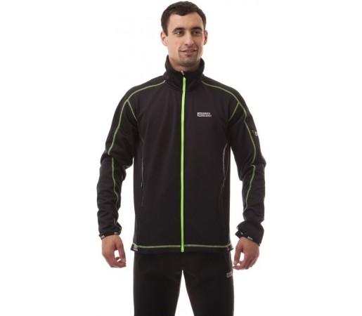 Midlayer Nordblanc Dynamic Men's Professional X Performance Spot Fleece Negru