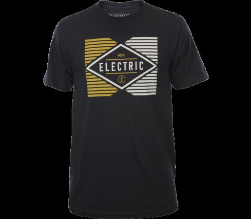 Tricou Electric Drag Negru