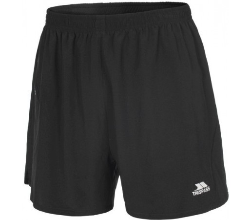 Pantaloni scurt Trespass Eaton Black