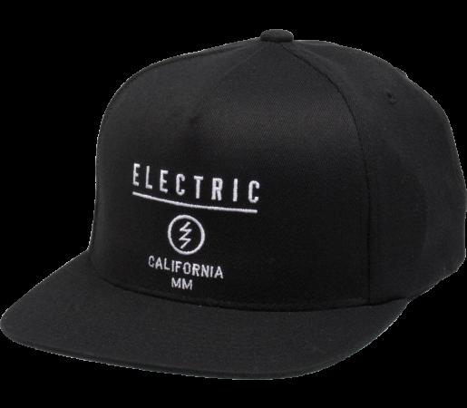 Sapca Electric FF Corpo Negru