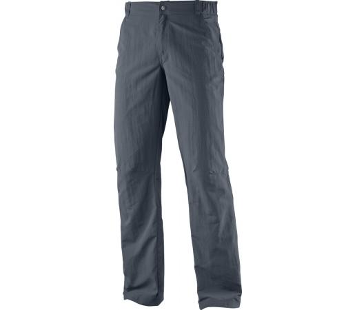 Pantaloni Salomon Elemental Pant M Gri Inchis