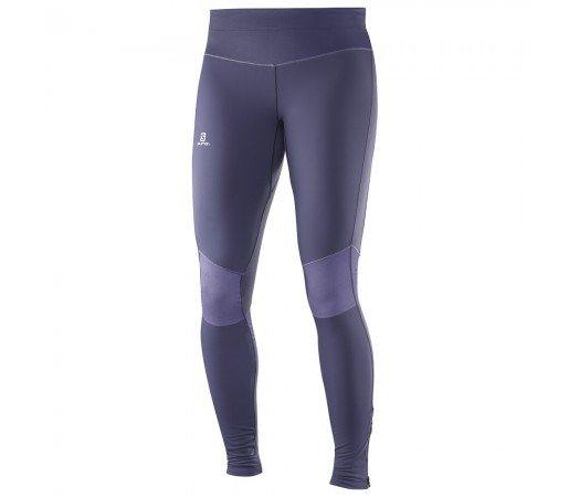 Pantaloni Salomon Elevate Warm Tight W Mov