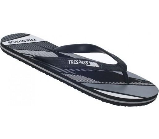 Papuci Trespass Eluder Black
