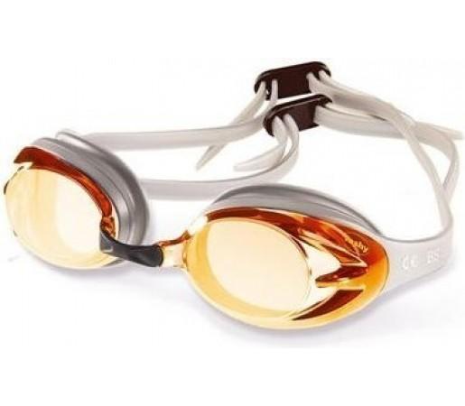 Ochelari inot Fashy Power Mirror Auriu