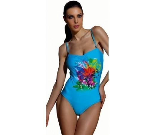 Costum de baie Fashy Gino Lapis Turcoaz
