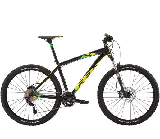 "Bicicleta de munte Felt 7 Fifty 27.5"" Negru Verde Galben 2016"