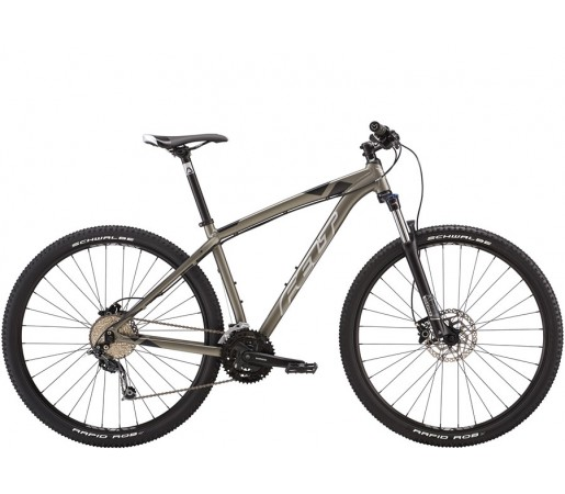 Bicicleta de munte Felt Nine 60 29er Gri Negru 2016