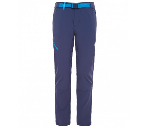 Pantaloni The North Face W Speedlight Albastri