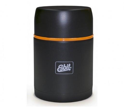 Termos pentru mancare Esbit inox 1000 ml Negru