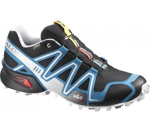 Incaltaminte de alergare Salomon Speedcross 3 GTX M Negru