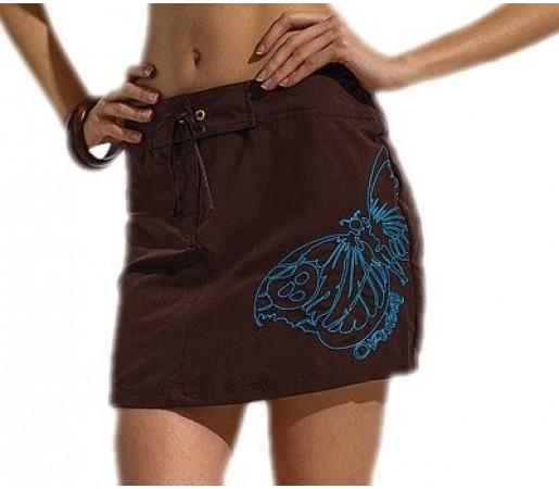 Fusta Fashy Ladies Skirt Maro