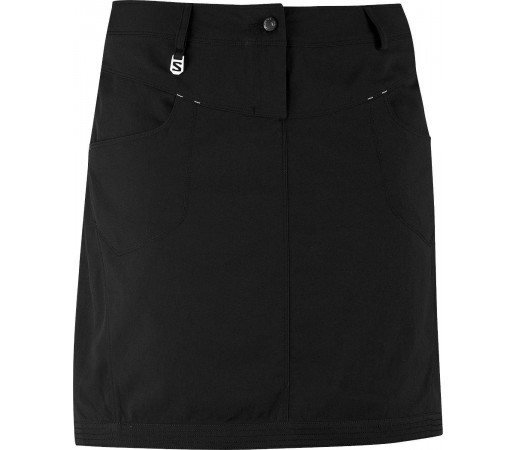 Fusta Salomon Cairn Skirt W Black