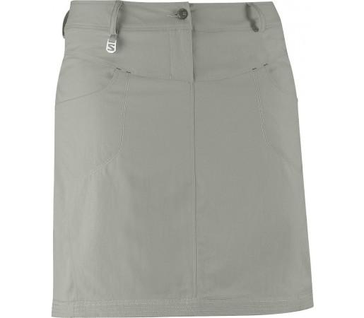 Fusta Salomon Cairn Skirt W Grey