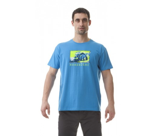 Tricou Norblanc M Freeride Albastru