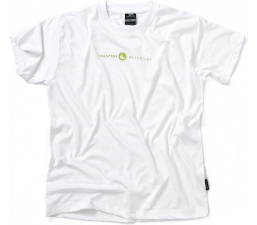 Tricou Trespass Gainesville White