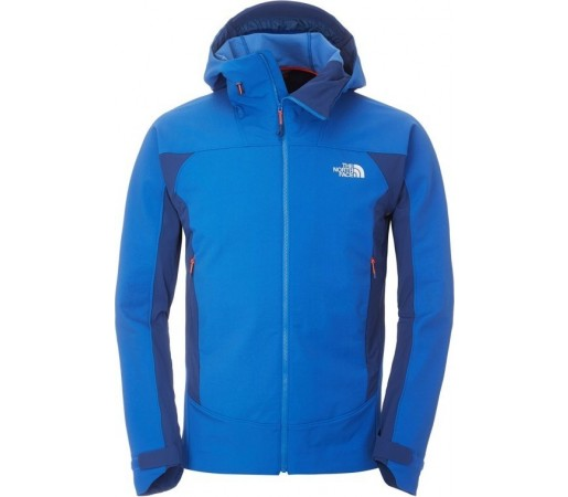 Geaca The North Face M Purgatory Hooded Albastru