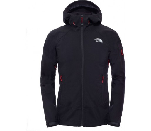 Geaca The North Face GTX Valkyrie Neagra/ Rosie