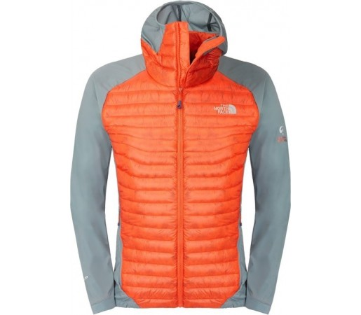 Geaca The North Face M Verto Micro Hoodie Portocalie