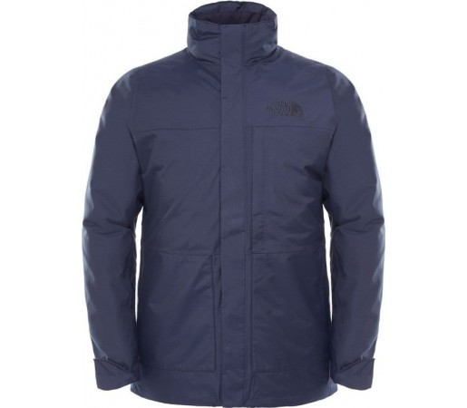 Geaca The North Face Woodside Albastra