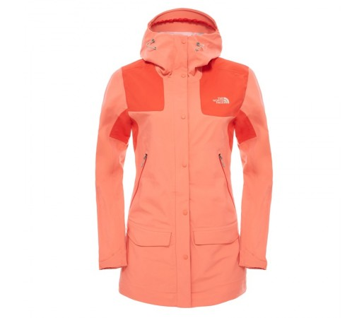Geaca The North Face W Mira Portocalie
