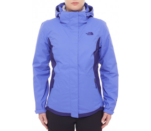 Geaca The North Face Mossbud Swirl Triclimate Mov