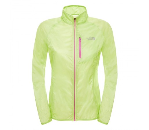 Geaca The North Face W NSR Wind Verde