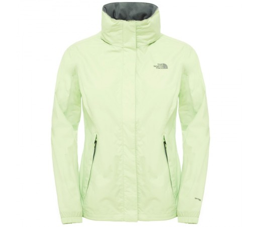 Geaca The North Face W Resolve Verde